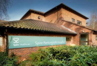 spire portsmouth